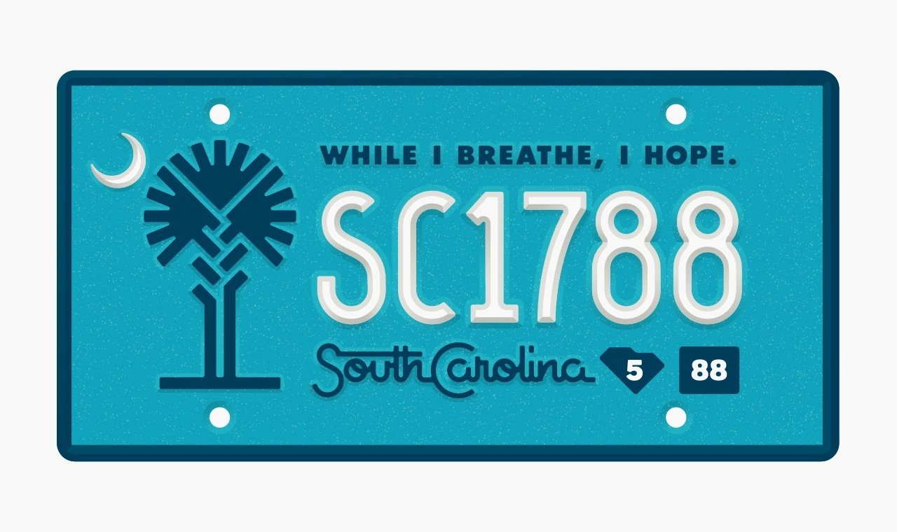 The States Plate Project Featured on the Webonise Weekly Design Series