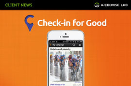 The Apps Are In… So Go Do Good