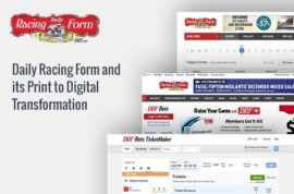Daily Racing Form and its Print to Digital Transformation