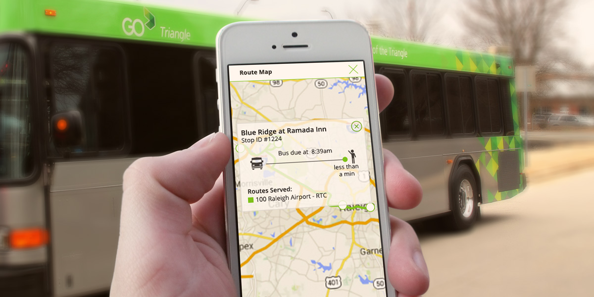Introducing GoTransit: The Central Hub for all Triangle Bus Systems