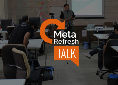 Webonise at Meta Refresh 2015: Pune Run-up