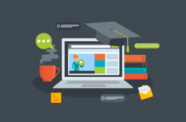 A UX look at online learning experience: the course module